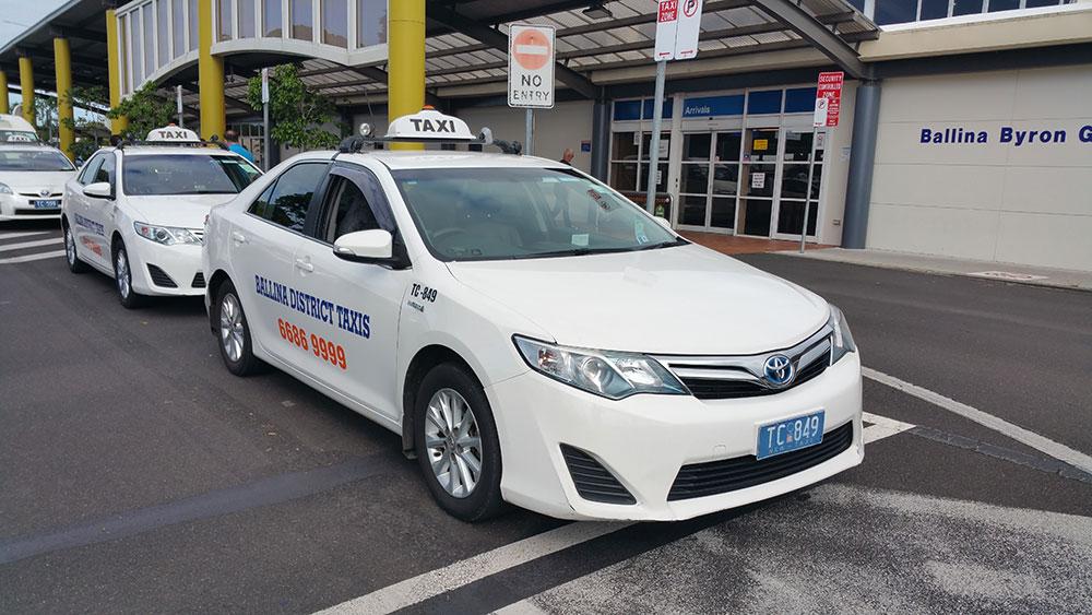 ballina taxi